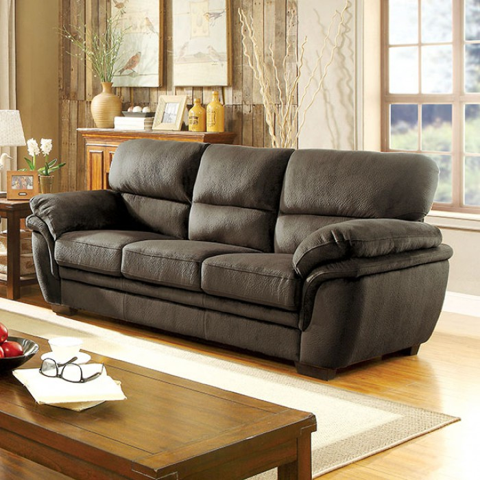 Jaya Dark Brown Sofa