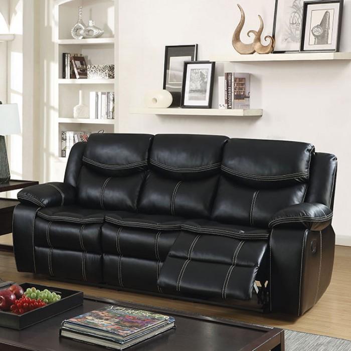 Pollux Black Sofa