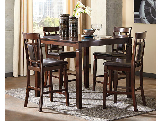 Bennox 5pcs Counter Height Dining Set Shop For Affordable Home Furniture Decor Outdoors And More