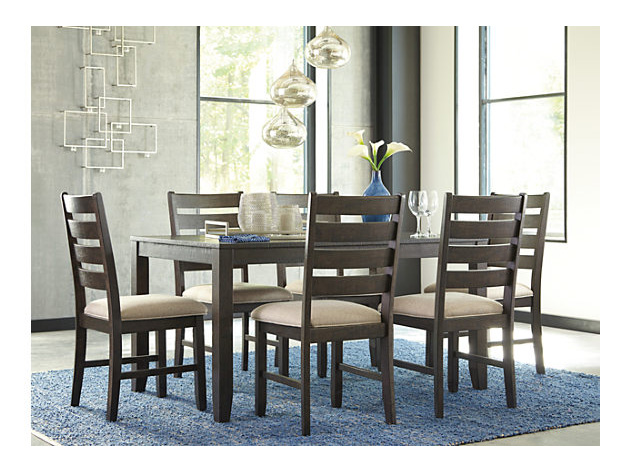 Rokane 7Pcs Dining Set
