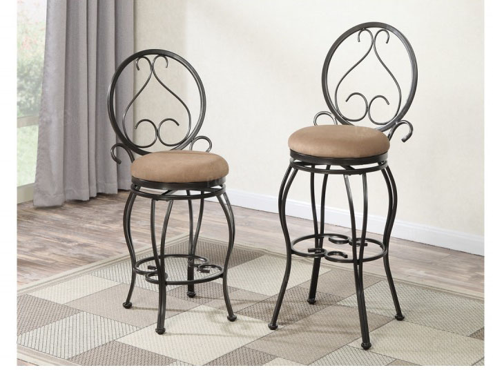 2pcs 29 Quot Bar Stool Shop For Affordable Home Furniture