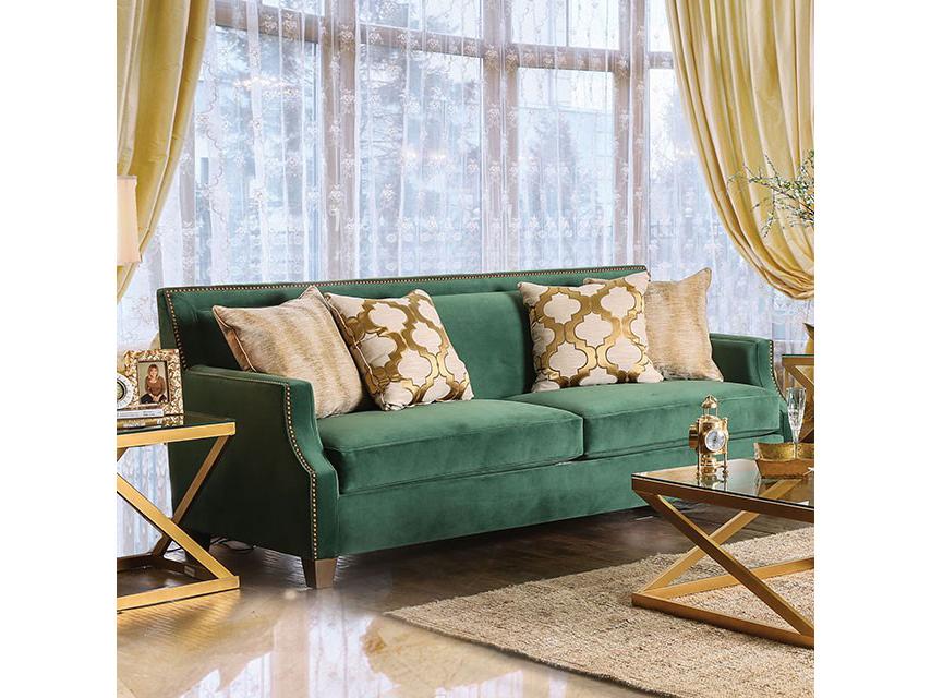 Verdante Emerald Green Sofa Shop For Affordable Home Furniture