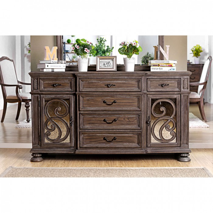 Arcadia Rustic Natural Tone Server Shop For Affordable Home - The-elegance-of-the-arcadia