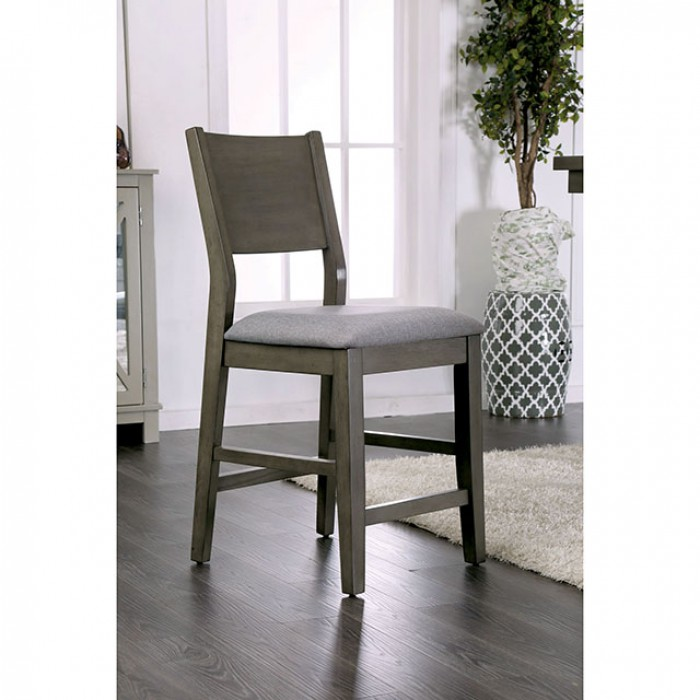 Anton II 2Pcs Counter Ht. Chairs