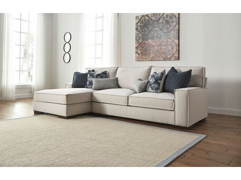 Merveilleux Kendleton Sectional W/Laf Corner Chaise. By Ashley Furniture