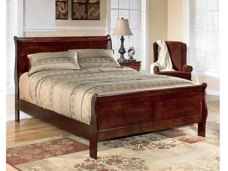 Alisdair Queen Sleigh Bed Assembly
