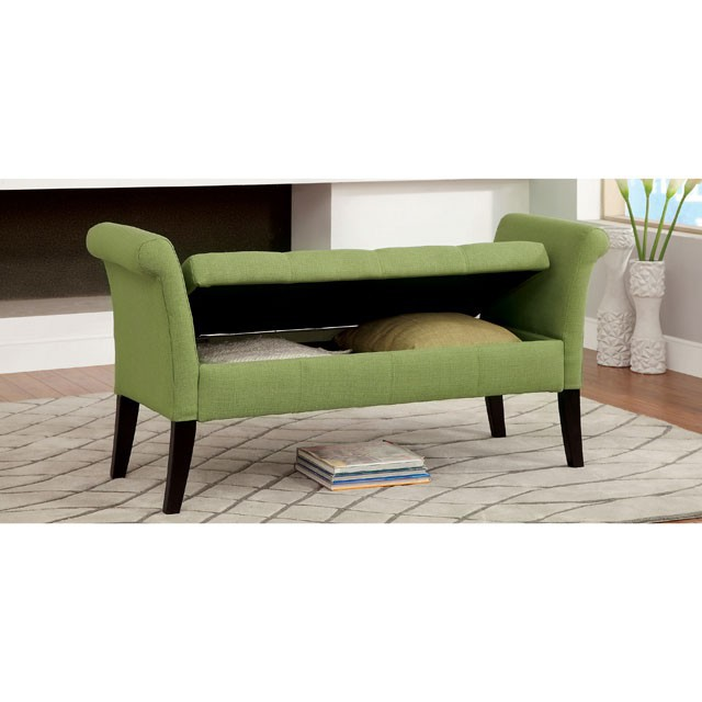 Doheny Green Storage Bench Shop For Affordable Home Furniture Decor Outdoors And More