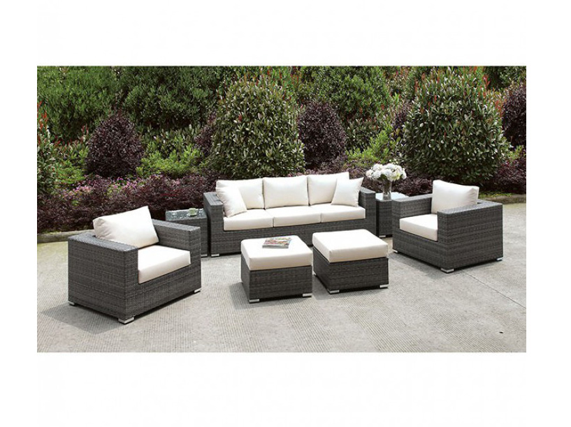 Somani Outdoor Sofa Set