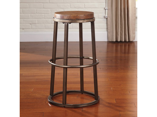 Glosco 2pcs Tall Stool Shop For Affordable Home