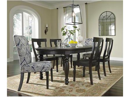 Sharlowe Oval Dining Set