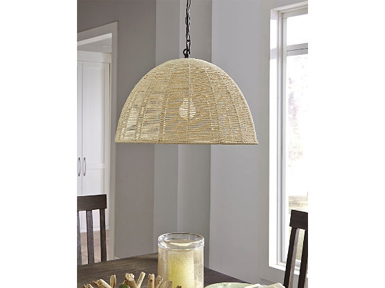 Jovan paper rope pendant light shop for affordable home furniture jovan paper rope pendant light aloadofball Choice Image