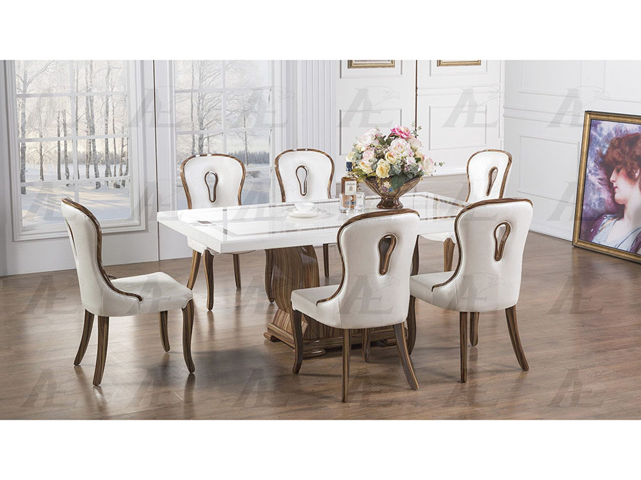 Marble Top Dining Set - Shop for Affordable Home Furniture, Decor ...