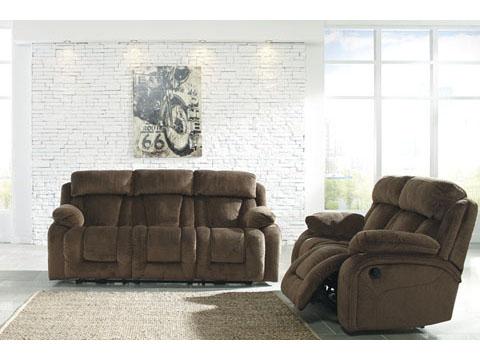 Stricklin Reclining Sofa Set