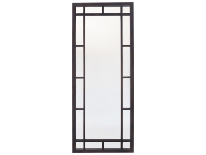 Mirrors Geometric Mirror with Black Frame - Shop for Affordable Home ...