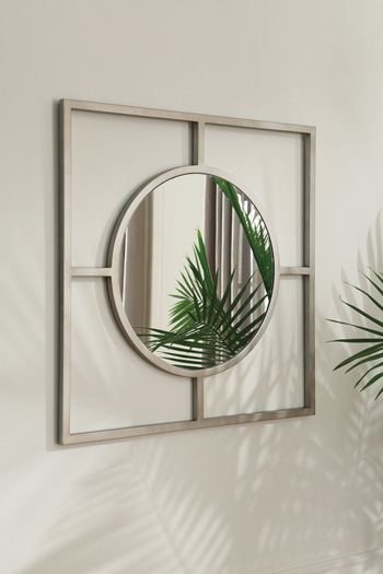Druce Champagne Accent Mirror Shop For Affordable Home