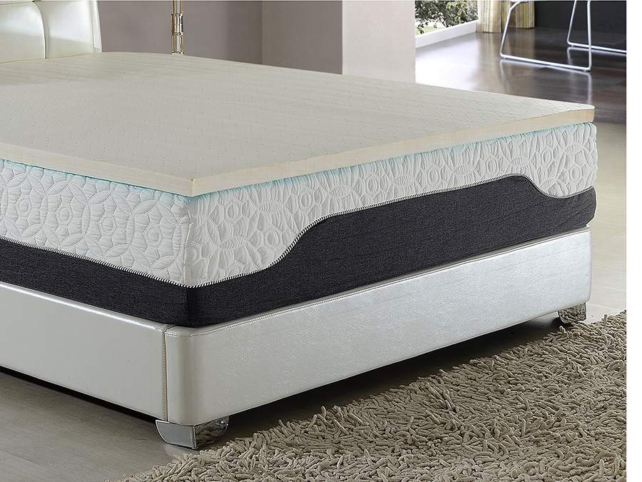 cal king mattress topper Pacific 12
