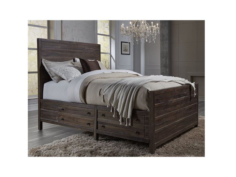 townsend java cal king storage bed shop for affordable home