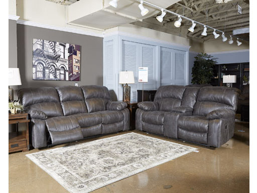 Dunwell Power Rec Sofa Set With Adj Headrest Shop For Affordable