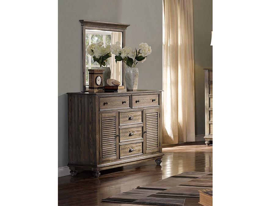 Lakeport Pewter Dresser