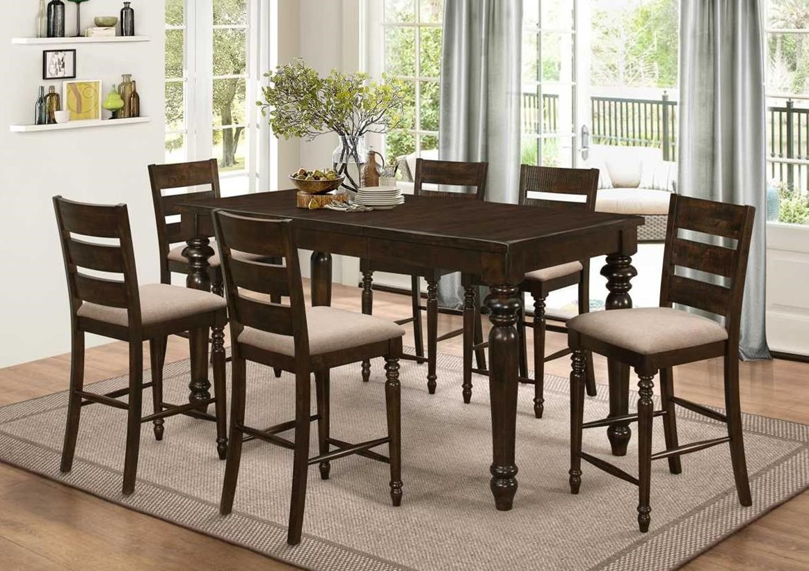 Annandale Rectangular Counter Height Dining Set