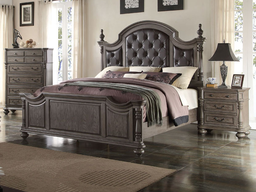 Monticello Queen Bed - Shop for Affordable Home Furniture, Decor ...