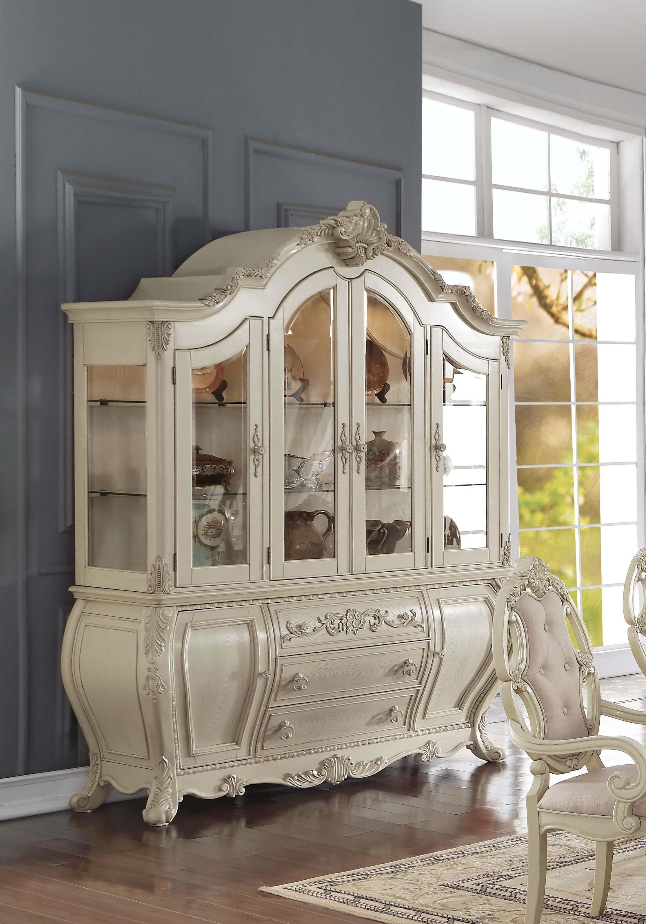 china phyfe hutch unique white duncan corner antique etsy cabinet of