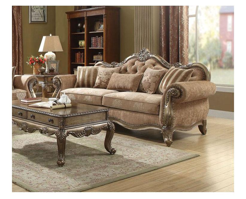 Ragenardus Vintage Oak Sofa