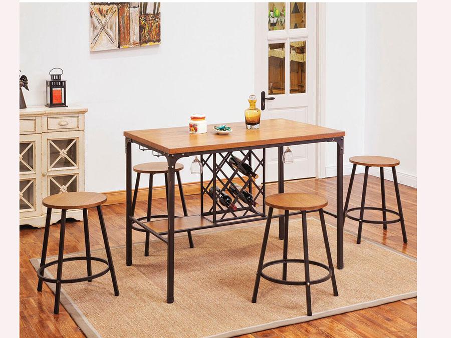 Incredible Dora Counter Height Dining Set Beatyapartments Chair Design Images Beatyapartmentscom