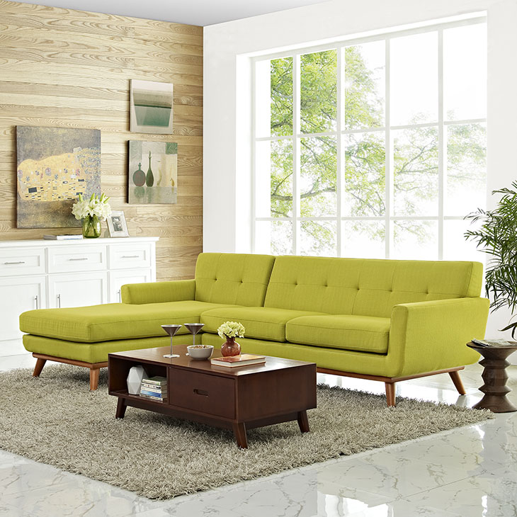 Engage Left Facing Sectional Sofa
