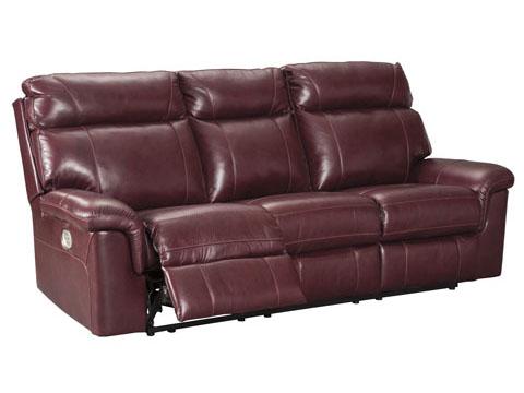Duvic Power Reclining Sofa Set