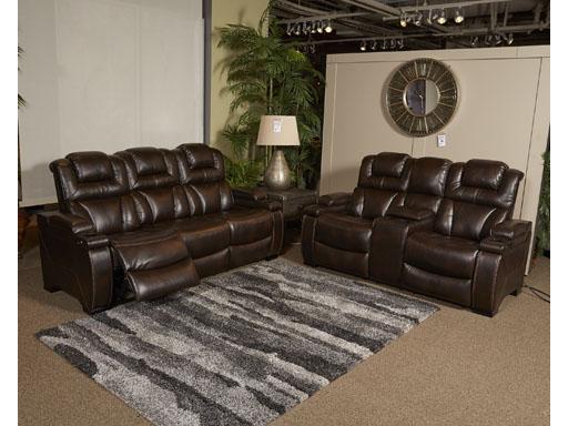 Warnerton 2pcs Power Sofa Set Shop For Affordable Home