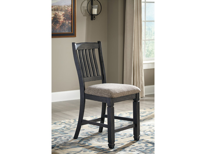 Tyler Creek Black And Gray Rectangular Counter Height Dining Set Shop For Affordable Home