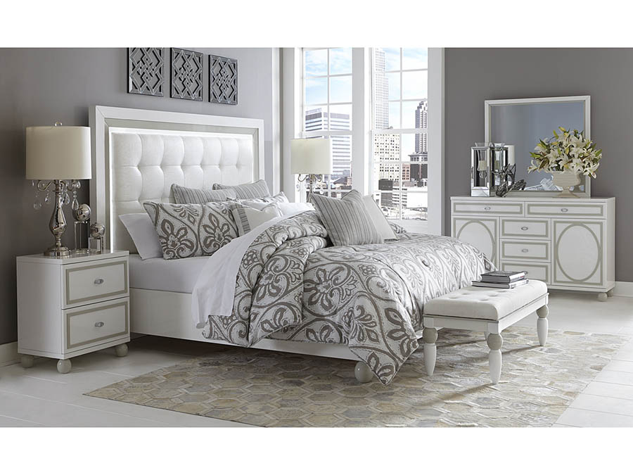 White Cloud Platform Bed Shop For Affordable Home Furniture Decor Outdoors And More
