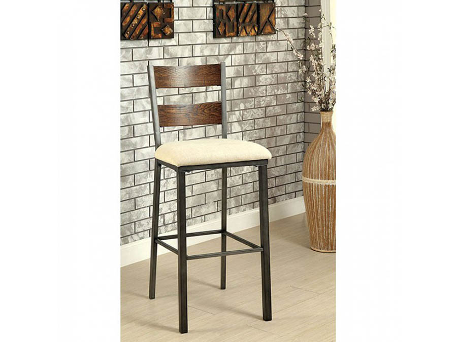 Jazlyn Ii 2pcs Bar Chair Shop For Affordable Home