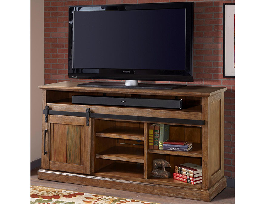 Hunts Point 67 Quot Tv Console With Sliding Door Shop For