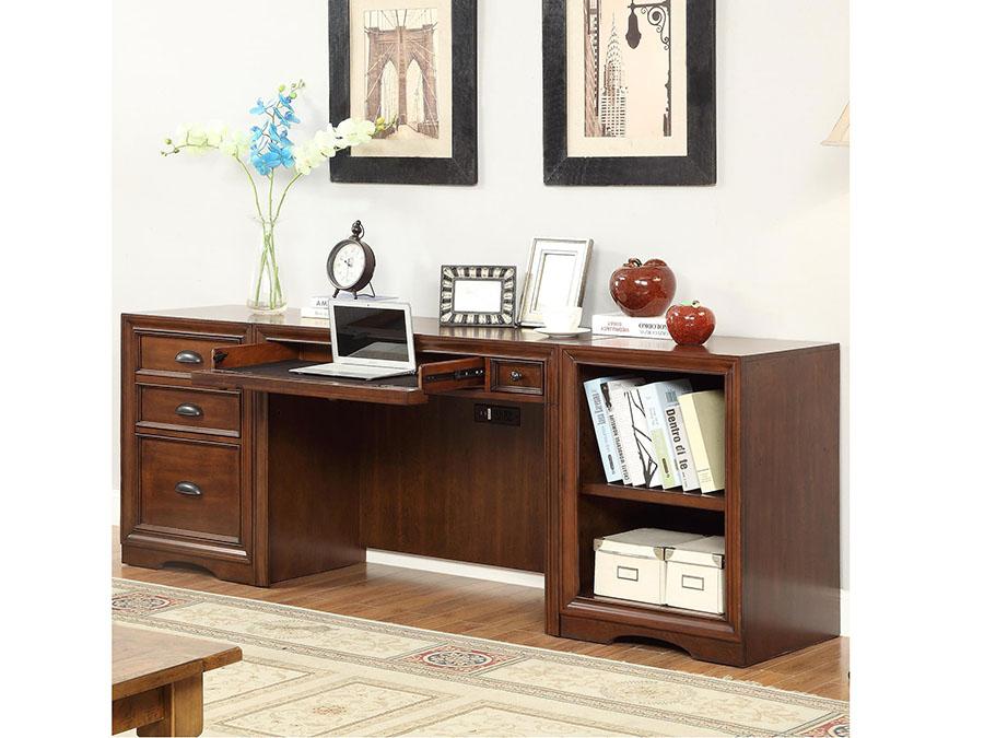 Charmant Napa 3Pcs Desk With File Storage