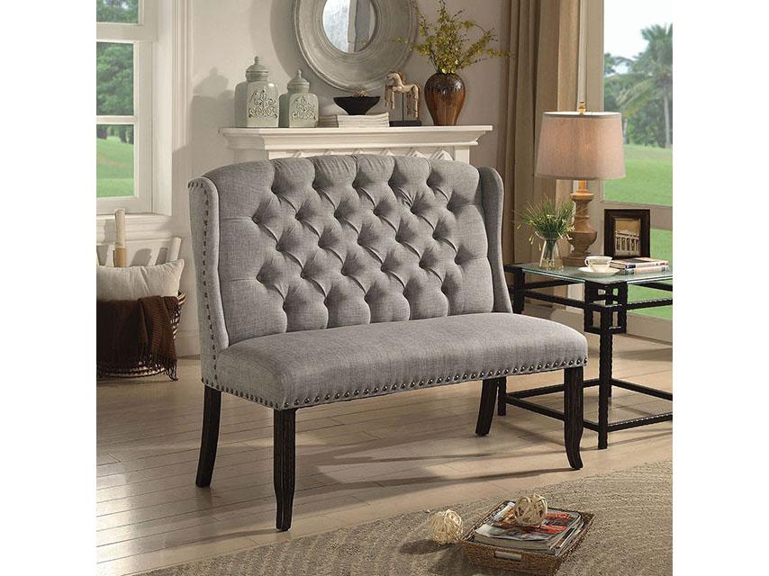 Sania III 2 Seater Love Seat Bench
