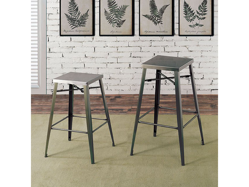 2pcs Timon 30 Quot Bar Stool Shop For Affordable Home
