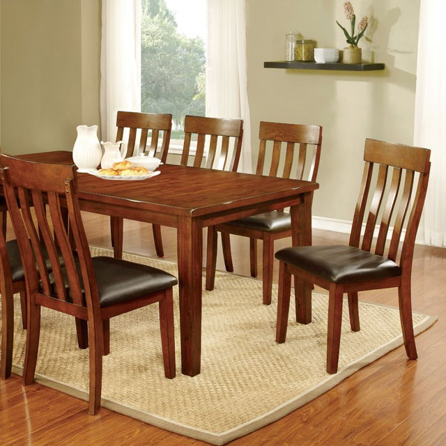 Foxville dining table shop for affordable home furniture for Affordable furniture ville platte la