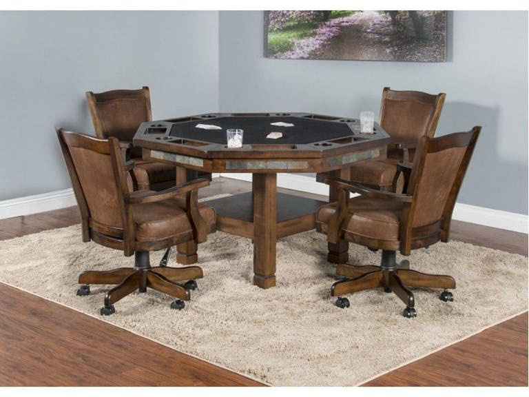 Santa Fe Game And Dining Set