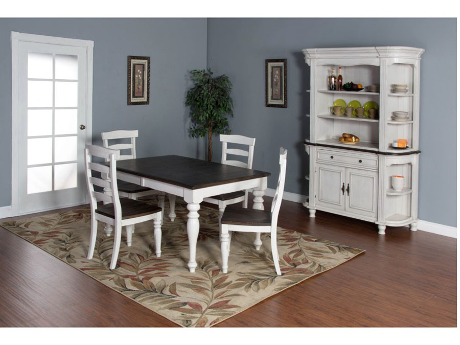 Bourbon County Extension Dining Table Set & Bourbon County Extension Dining Table Set - Shop for Affordable Home ...