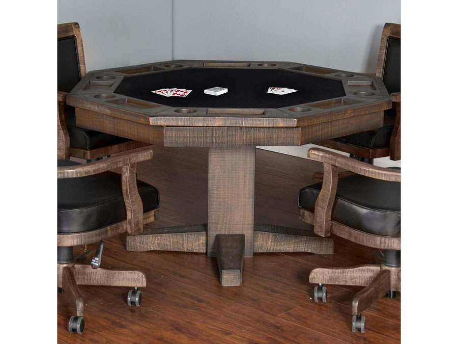 Homestead Game Dining Table