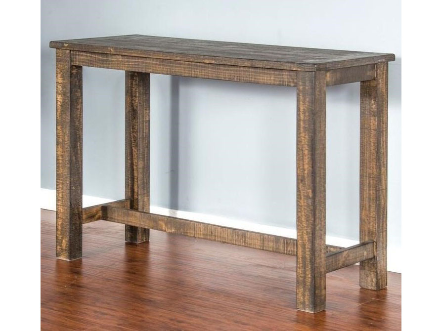 Rectangular Pub Table For