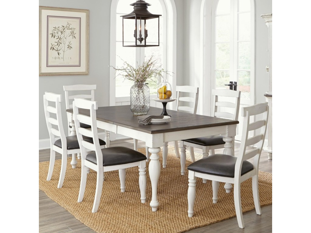 Bourbon County Extension Dining Table Set - Shop for Affordable Home ...