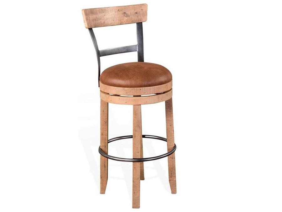 2pcs Swivel Barstool Shop For Affordable Home Furniture