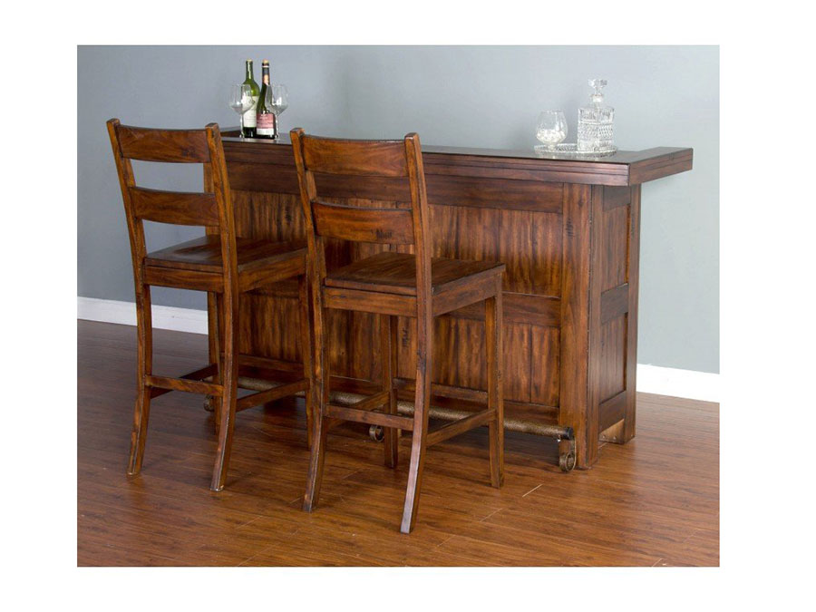 Tuscany 78 Quot Bar Set Shop For Affordable Home Furniture