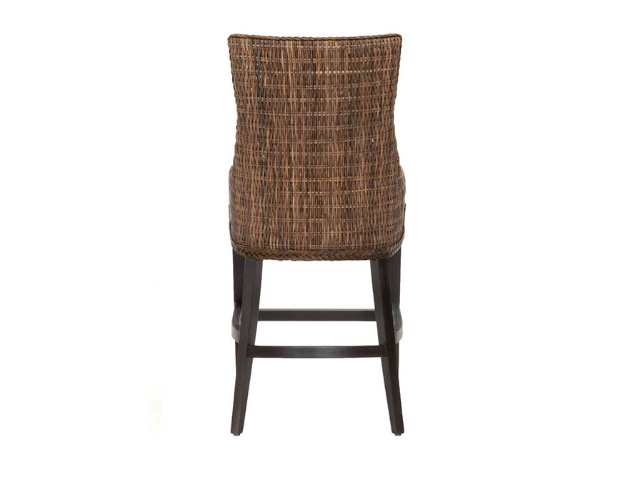 Greco 2pcs Brown Barstool Shop For Affordable Home