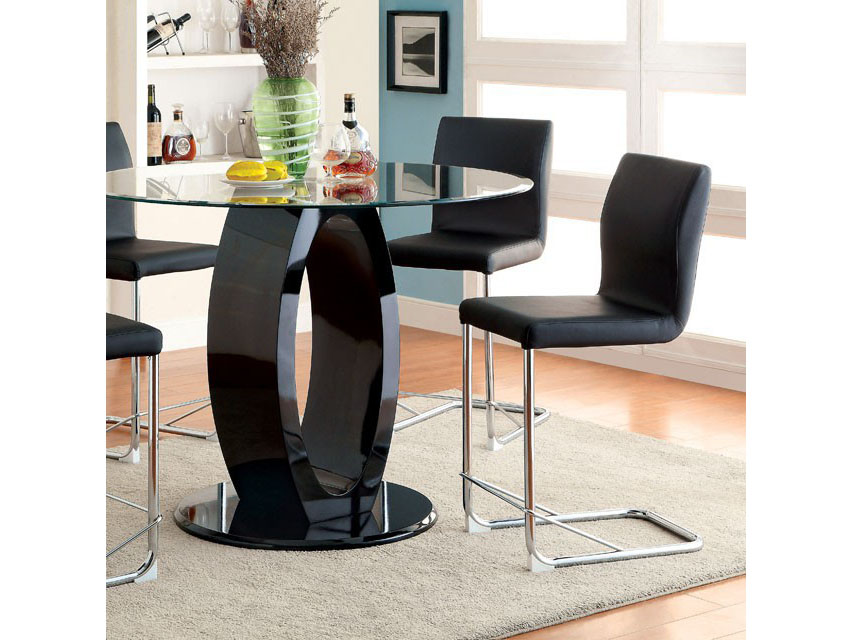 Lodia Ii Round Counter Ht Table