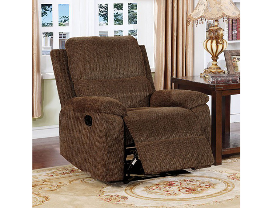 Tempe brown recliner shop for affordable home furniture for Affordable furniture tempe az