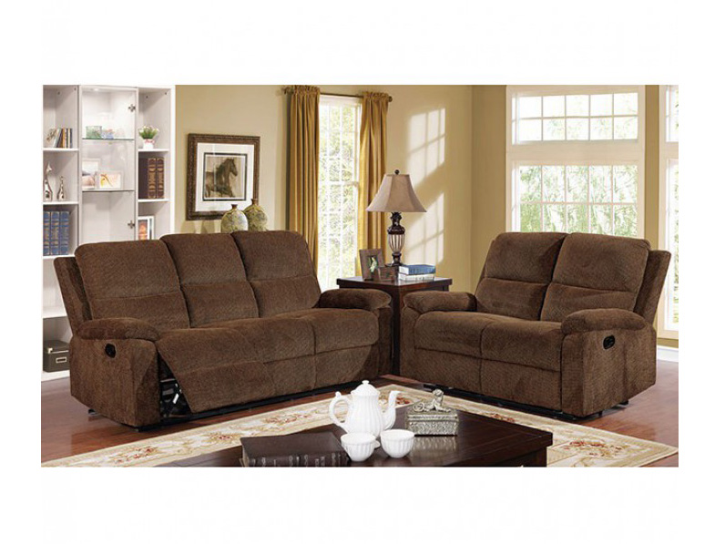 Tempe Brown Sofa Set - Shop for Affordable Home Furniture, Decor ...